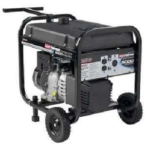 Premium Plus Series 5000 ER+ Generator Patio, Lawn & Garden