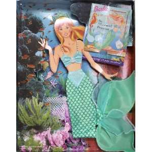 Barbie The Mermaid Princess Fashion Tales Clothes Toys