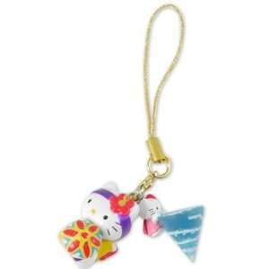 Hello Kitty Cell Phone Strap Toys & Games