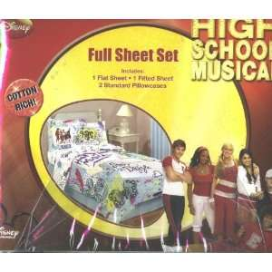Disney High School Musical Full Sheet Set Star Dazzle with