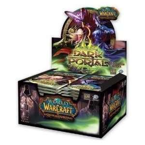 World of Warcraft Dark Portal Booster Box Toys & Games