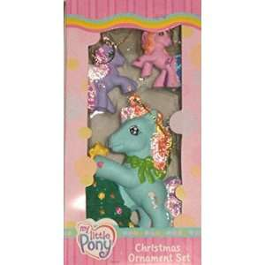 My Little Pony Christmas Ornament Set