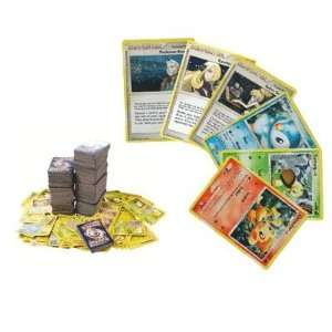 100 Assorted Pokemon Trading Cards with Bonus 6 Free Holo Foils  Toys