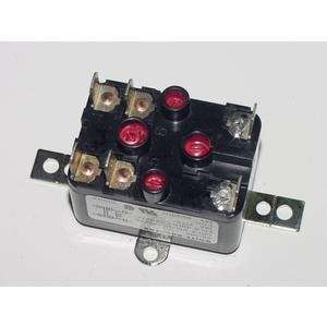 WHITE RODGERS 90 380 SPNO/SPNC ENCLOSED FAN RELAY 24VAC