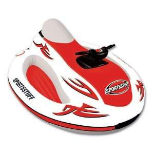 PWC MOTORIZED Water Boat Battery Powered Inflatable