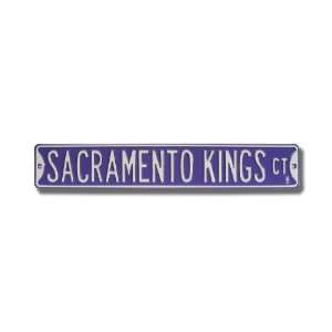 Sacramento Kings Ct Sign