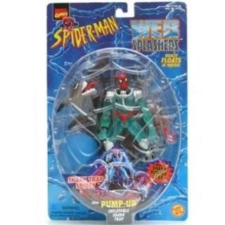 Shark Trap Spidey   Spider Man Web Splashers Series Action Figure