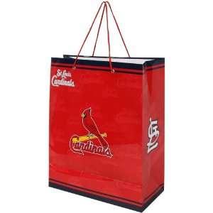 MLB St. Louis Cardinals Gift Bag, Large