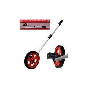 Walking Tape 4 Digit Counter Survey Measuring Wheel