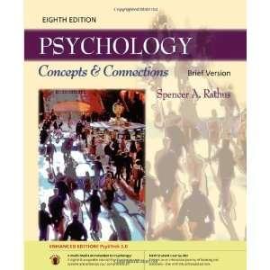 Student User Guide and PsykTrek 3.0 Enhanced [Paperback] Spencer A