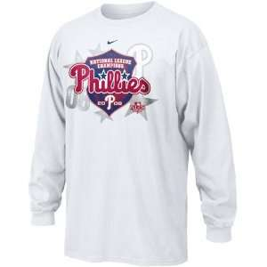 MLB National League Champions Long Sleeve T shirt