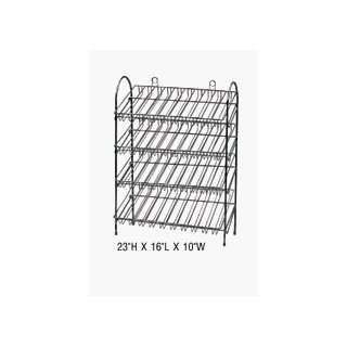 Metal Nail Polish Table Rack (280 bottles)