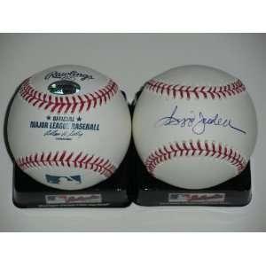 Reggie Jackson Signed MLB Baseball New York Yankees