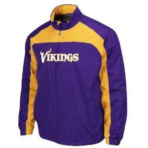 NFL Minnesota Vikings Safety Blitz II Adult Long Sleeved