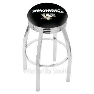 Pittsburgh Penguins NHL Hockey L8C3C Bar Stool  Sports