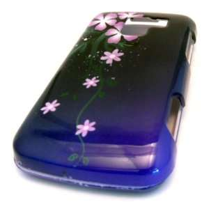 LG Optimus Q L55c Night Blossom Flower Design HARD Case
