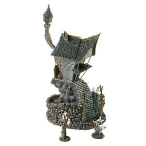 Nightmare Before Christmas Jacks House Collectible