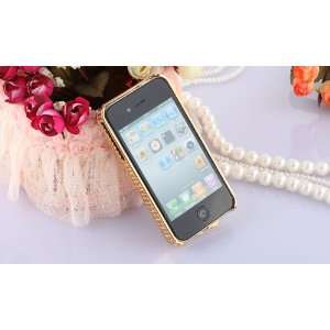 Imprue Luxury Designer Bling Crystal Rhinestone Hard Cover Case
