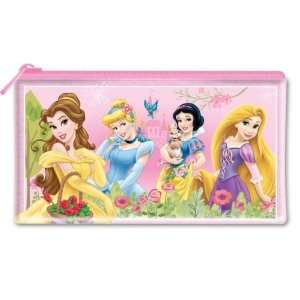 Disney Princess Flat Pencil Case Stationery