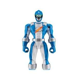 Power Rangers Blue Ranger Figure with LED Game Toys & Games