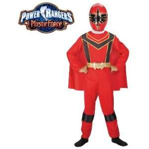 Power Rangers Mystic Force Red Ranger Child Costume Toys & Games