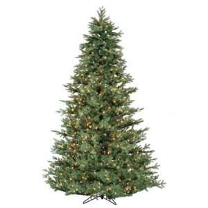 Pre Lit Artificial Christmas Tree   Clear Lights