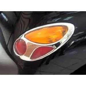 Autotecnica 970005 Chrysler PT Cruiser Chrome Tail Light Trim   Tail