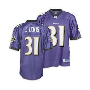 31 Baltimore Ravens NFL Replica Player Jersey By Reebok (Team Color
