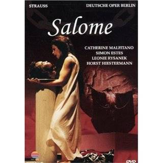Richard Strauss   Salome / Peter Hall · Edward Downes