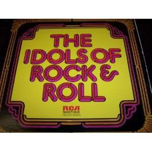 The Idols of Rock & Roll Various Artists Music