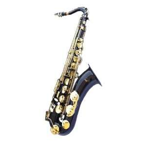 New Black Tenor Saxophone Sax w/case Approved+Warranty