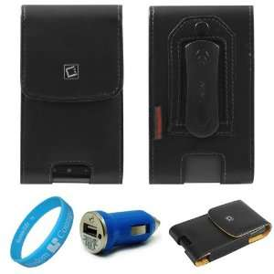 Sprint Android Smartphone + BLUE USB CAR CHARGER + SumacLife TM Wisdom