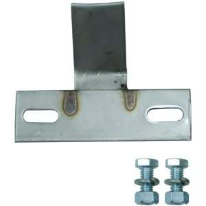 Stainless Steel Steel Single Exhaust Stack Mounting Kit with Hardware