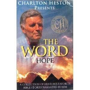 Hope [Audio Cassette] (The Word Audio Series) Charlton Heston Books