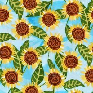 My Sunshine collection of fabrics by In the Beginning