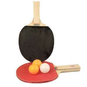Como Wooden Shakehand Grip Table Tennis Rackets Bats 1