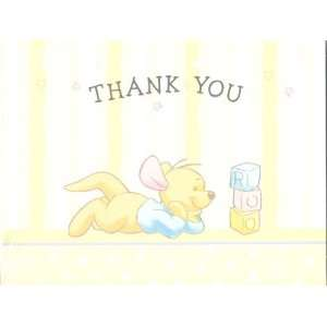 Pooh Thank You Notes  Toys & Games