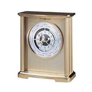 Howard Miller Global Time Table Clock 645 572: Home & Kitchen