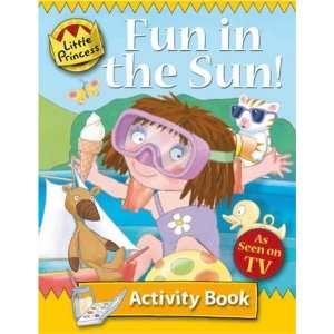 Fun in the Sun Little Princess Activity Book Tony Ross