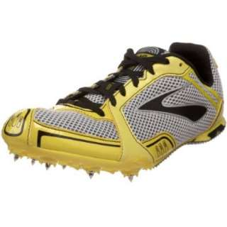 Brooks Mens PR MD Track Spike Shoe Shoes