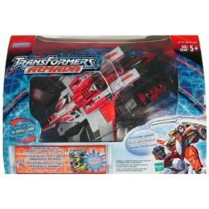 Transformer Armada  Starscream with minicon Swindle. : Toys & Games