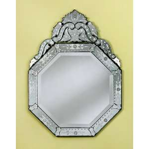 New Melina Hand Carved Venetian Wall Mounted Mirror