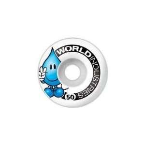 World Industries Wet Willy Corp Skateboard Wheel   Single