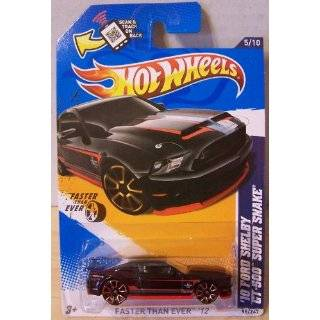 2011 Hot Wheels Walmart Exclusive Ford Mustang Fastback
