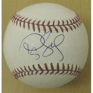 Danny Graves Signed New York Mets MLB Baseball Everything