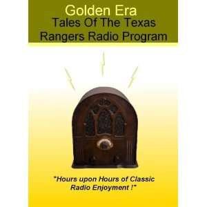 Tales of the Texas Rangers    on Dvd Books