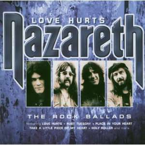 Love Hurts Rock Ballads [Extra tracks, Import]