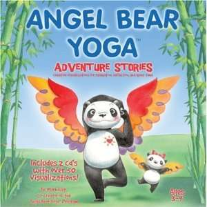 Angel Bear Yoga Adventure Stories  Childrens stories