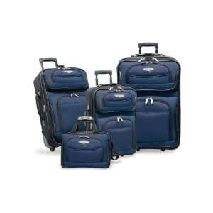 Travelers Choice Amsterdam 4 Piece Set NAVY Everything