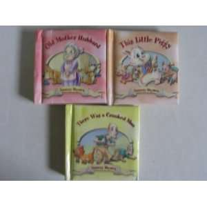Old Mother Hubbard   There Was A Crooked Man) Various Authors Books